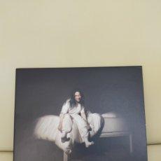 CDs de Música: BILLIE EILISH WHEN WE GO SLEEP, WHERE DO WE GO. Lote 268904339