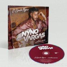 CDs de Música: NYNO VARGAS EL EFECTO NYNO… CONTINUARÁ (EDICIÓN LIMITADA FIRMADA) (CD) ENVIÓ ESPAÑA GRATIS. Lote 268906629