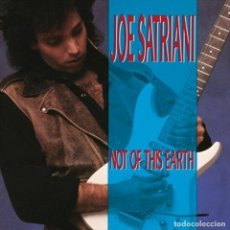 CDs de Música: JOE SATRIANI - NOT OF THIS EARTH (CD, ALBUM) (FOOD FOR THOUGHT RECORDS) CD GRUB 7. Lote 183403848