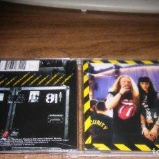 CDs de Música: ROLLING STONES - NO SECURITY. Lote 268913394