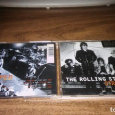 CDs de Música: ROLLING STONES - STRIPPED (INCLUYE BONUS VIDEO INTERACTIVE). Lote 268913654