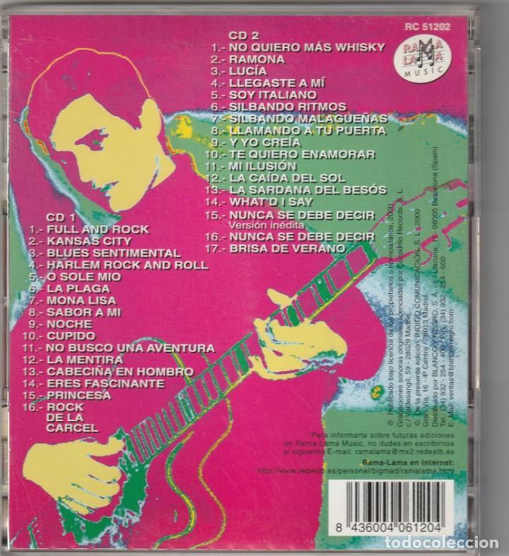 CDs de Música: KURT SAVOY - TODAS SUS GRABACIONES 1960-1977 (2xCD RAMA LAMA 2000) - Foto 2 - 268925954
