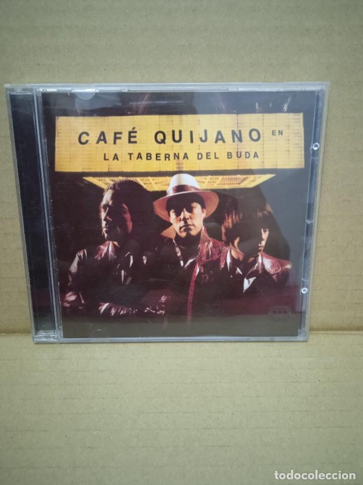 CAFÉ QUIJANO. LA TABERNA DEL BUDA. (Música - CD's Pop)