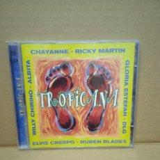 CDs de Música: TROPICANA. DOBLE CD. Lote 268927654
