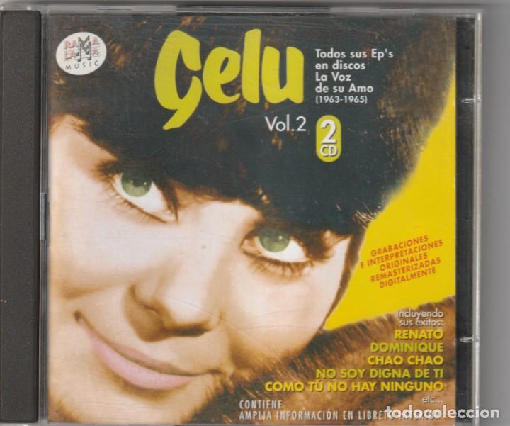 GELU - TODOS SUS EP'S EN LA VOZ DE SU AMO 1963-65, VOL.2 (2XCD RAMA LAMA 2001) (Música - CD's Pop)