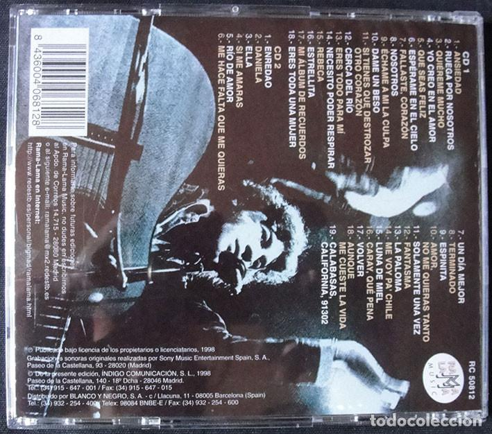 CDs de Música: ALBERT HAMMOND 2CD - TODAS SUS GRABACIONES EN ESPAÑOL PARA DISCOS EPIC (1975-1978) - Foto 3 - 268930904