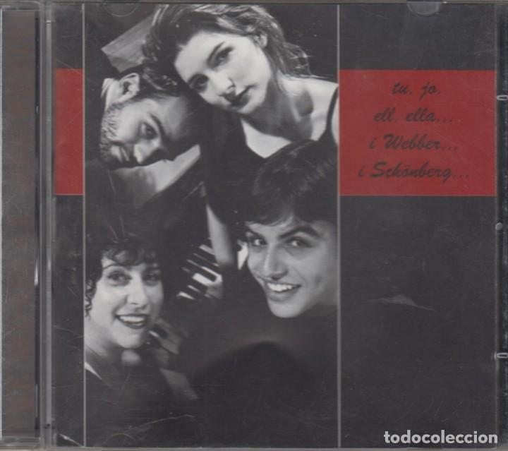 EL MUSICAL MÉS PETIT CD TU JO ELL ELLA I WEBBER I SCHONBERG 1997 MANU GUIX (Música - CD's Otros Estilos)
