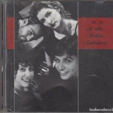 CDs de Música: EL MUSICAL MÉS PETIT CD TU JO ELL ELLA I WEBBER I SCHONBERG 1997 MANU GUIX. Lote 268952644