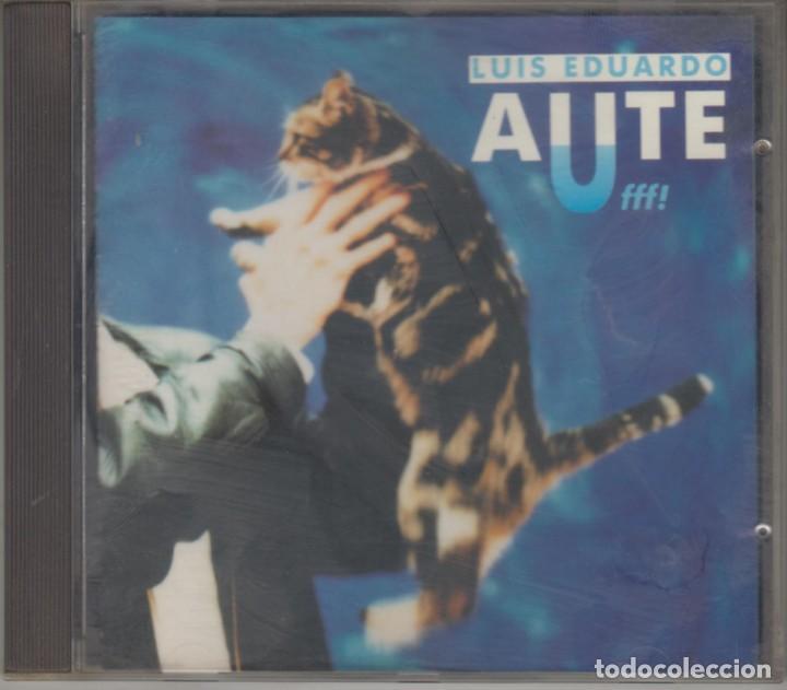 LUIS EDUARDO AUTE CD UFFF! 1991 (Música - CD's Otros Estilos)