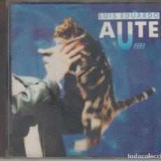 CDs de Música: LUIS EDUARDO AUTE CD UFFF! 1991. Lote 268954434