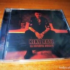 CDs de Música: KIKE RUIZ LA INFINITA SUERTE CD ALBUM PRECINTADO 2020 RAMONCIN NO SE LO DIGAS A MAMA 12 TEMAS. Lote 268975479