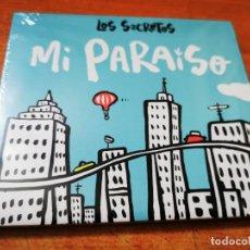 CDs de Música: LOS SECRETOS MI PARAISO CD ALBUM DIGIPACK PRECINTADO DEL AÑO 2019 ALVARO URQUIJO 12 TEMAS. Lote 268983179