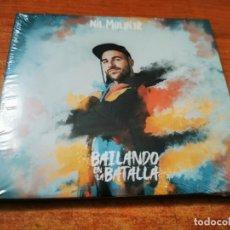 CDs de Música: NIL MOLINER BAILANDO EN LA BATALLA CD ALBUM DIGIPACK PRECINTADO DEL AÑO 2020 RAYDEN DANI FERNANDEZ. Lote 268984984