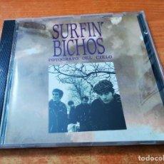CDs de Música: SURFIN' BICHOS FOTOGRAFO DEL CIELO PRIMERA EDICION CD ALBUM AÑO 1991 CONTIENE 14 TEMAS MUY RARO. Lote 268988819