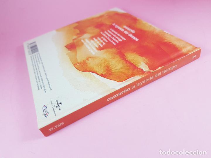 CDs de Música: cd-camarón de la isla-la leyenda del tiempo-libreto-impoluto-joyas del flamenco-coleccionistas. - Foto 3 - 268989834