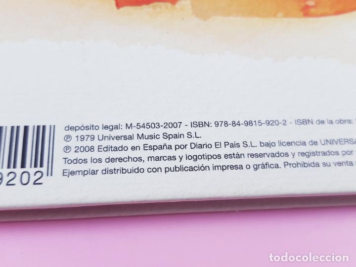 CDs de Música: cd-camarón de la isla-la leyenda del tiempo-libreto-impoluto-joyas del flamenco-coleccionistas. - Foto 6 - 268989834