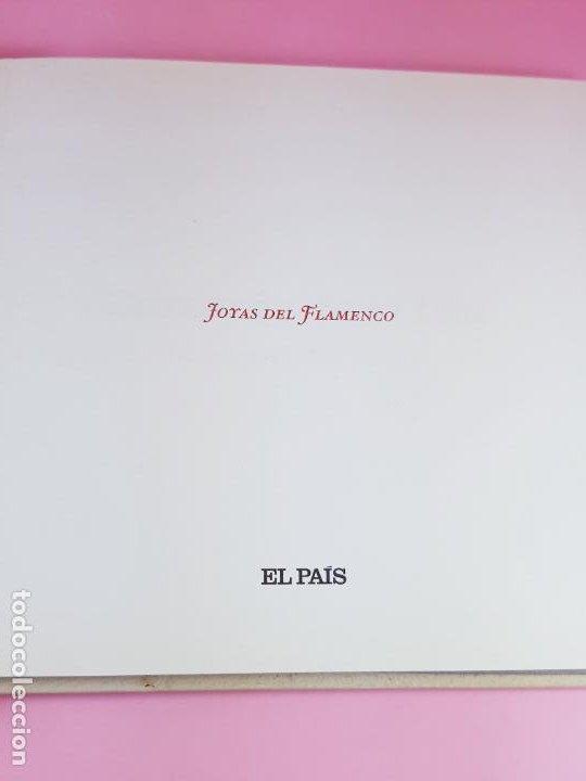 CDs de Música: cd-camarón de la isla-la leyenda del tiempo-libreto-impoluto-joyas del flamenco-coleccionistas. - Foto 7 - 268989834