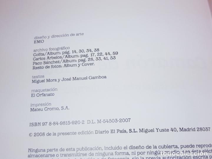 CDs de Música: cd-camarón de la isla-la leyenda del tiempo-libreto-impoluto-joyas del flamenco-coleccionistas. - Foto 8 - 268989834
