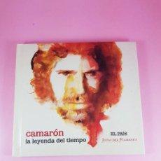 CDs de Música: CD-CAMARÓN DE LA ISLA-LA LEYENDA DEL TIEMPO-LIBRETO-IMPOLUTO-JOYAS DEL FLAMENCO-COLECCIONISTAS.. Lote 268989834