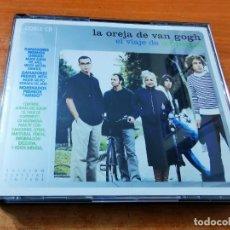 CDs de Música: LA OREJA DE VAN GOGH EL VIAJE DE COPPERPOT 2 CD DOBLE EDICION LIMITADA FOTOS VIDEOS AMAIA MONTERO. Lote 268989964