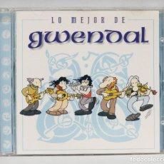 CD de Música: CD. LO MEJOR DE GWENDAL. Lote 268997164