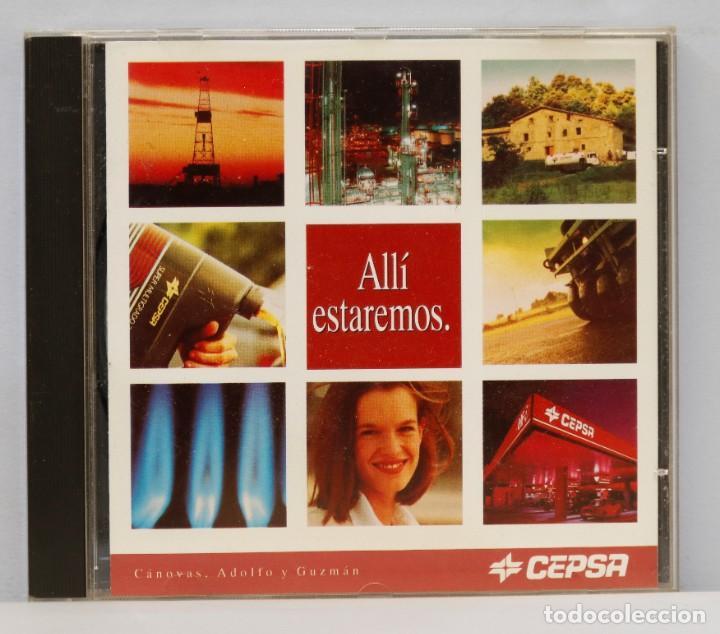 CD. ALLI ESTAREMOS. CEPSA (Música - CD's Otros Estilos)