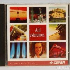 CDs de Música: CD. ALLI ESTAREMOS. CEPSA. Lote 268999249