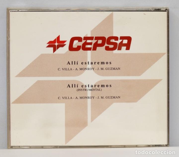 CDs de Música: CD. ALLI ESTAREMOS. CEPSA - Foto 2 - 268999249
