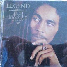 CDs de Música: BOB MARLEY & THE WAILERS LEGEND CD REMASTERIZE. Lote 268999839