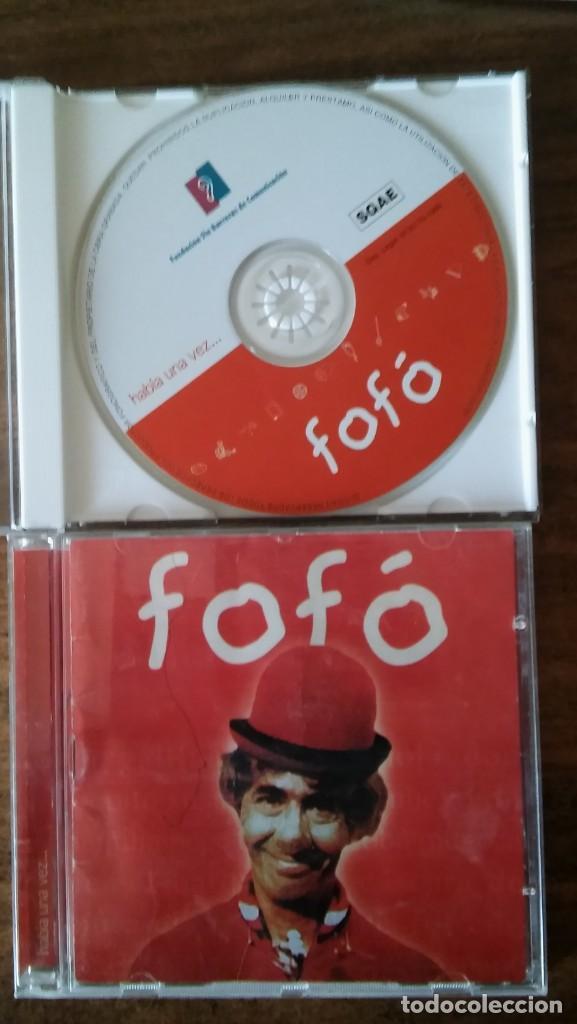 FOFÓ - HABÍA UNA VEZ... (Música - CD's Otros Estilos)