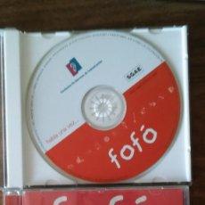CDs de Música: FOFÓ - HABÍA UNA VEZ.... Lote 269000494