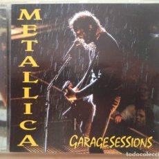 CDs de Música: METALLICA 'GARAGE SESSIONS'. Lote 269003094