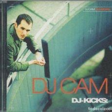 CDs de Música: DJ CAM – DJ-KICKS – STUDIO !K7, 1997 – CD. Lote 269003344