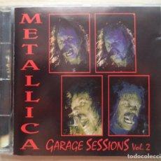 CDs de Música: METALLICA 'GARAGE SESSIONS VOL.2'. Lote 269003564