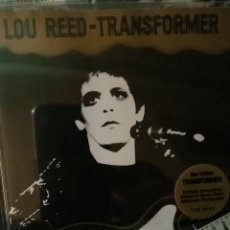 CDs de Música: LOU REED TRANSFORMER CD. Lote 269004799