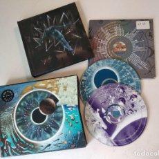 CDs de Música: PINK FLOYD (PULSE LIVE) CD BOOK CON 2 CD EDICION PARA ESPAÑA. Lote 269013094