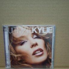 CDs de Musique: ULTIMATE KYLIE. Lote 269063723