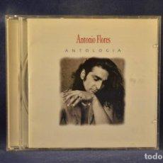 CDs de Música: ANTONIO FLORES - ANTOLOGÍA - CD. Lote 269065038