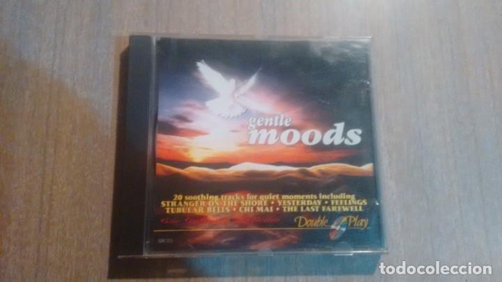 GENTLE MOODS - CD - (Música - CD's Otros Estilos)