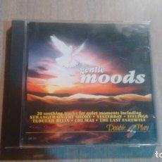 CDs de Música: GENTLE MOODS - CD -. Lote 269078063