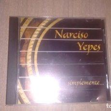CDs de Música: NARCISO YEPES - CD -. Lote 269078338