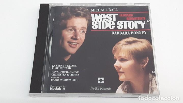 CD WEST SIDE STORY - LEONARD BERNSTEIN'S (Música - CD's Otros Estilos)