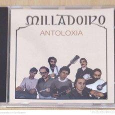 CDs de Música: MILLADOIRO (ANTOLOXIA) CD 1996. Lote 269078533