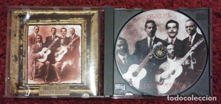 CDs de Música: VIRULO (EL GENESIS SEGUN VIRULO) CD 2001 - Alejandro García - Foto 3 - 269079633