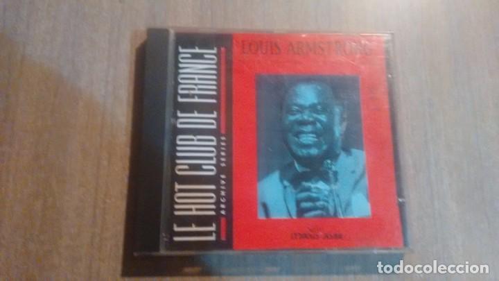 LOUIS ARMSTRONG - CD - (Música - CD's Otros Estilos)
