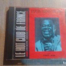 CDs de Música: LOUIS ARMSTRONG - CD -. Lote 269079678