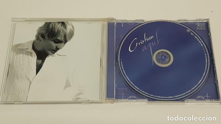 CDs de Música: CD CRISTIAN AZUL - Foto 2 - 269079753