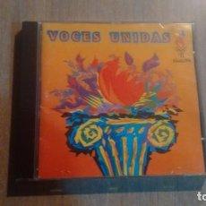 CDs de Música: VOCES UNIDAS - CD -. Lote 269080028