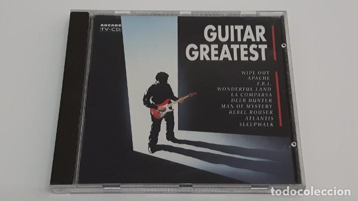 CD GUITAT GREATEST - COMO NUEVO (Música - CD's Otros Estilos)