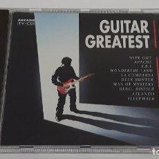 CDs de Música: CD GUITAT GREATEST - COMO NUEVO. Lote 269080868